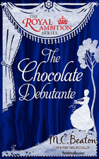 Cover of The Chocolate Debutante