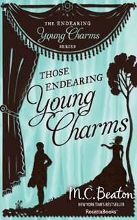 Cover of Those Endearing Young Charms by Marion Chesney