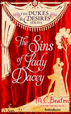 Cover of The Sins of Lady Dacey