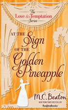 Cover of At the Sign of the Golden Pineapple