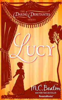 Cover of Lucy by Marion Chesney