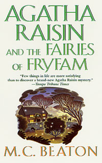 Cover of The Fairies of Fryfam by M.C. Beaton