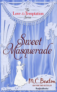 Cover of Sweet Masquerade by Marion Chesney