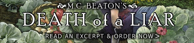 M.C. Beaton's Death of a Liar February 2015 - Read an Exceprt & Preorder