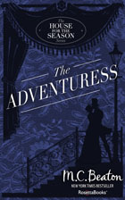 Cover of The Adventuress