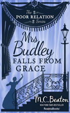 Cover of Mrs. Budley Falls From Grace