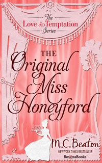 Cover of The Original Miss Honeyford by Marion Chesney