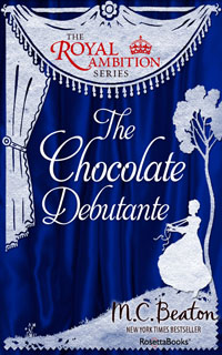 Cover of The Chocolate Debutante by Marion Chesney