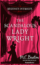 Cover of The Scandalous Lady Wright