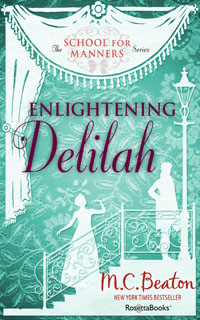 Cover of Enlightening Delilah by Marion Chesney