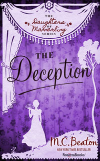 Cover of The Deception by Marion Chesney