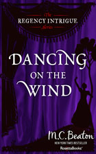 Cover of Dancing on the Wind