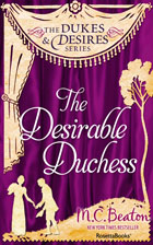 Cover of The Desirable Duchess
