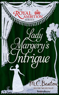 Cover of Lady Margery's Intrigue by Marion Chesney