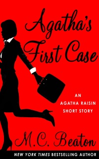 Cover of Agatha's First Case (Short Story) by M.C. Beaton