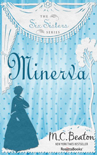 Cover of Minerva by Marion Chesney