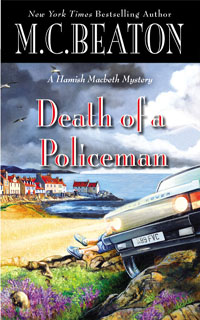 Cover of Death of a Policeman by M.C. Beaton