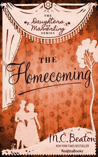 Cover of The Homecoming by Marion Chesney