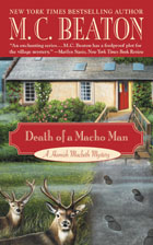 Cover of Death of a Macho Man