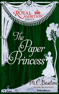 Cover of The Paper Princess   by Marion Chesney