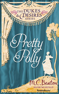 Cover of Pretty Polly by Marion Chesney