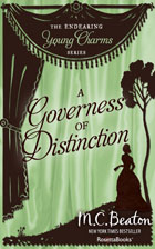 Cover of A Governess of Distinction