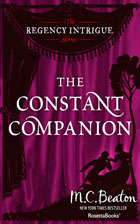 Cover of The Constant Companion