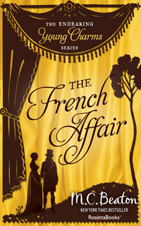 Cover of The French Affair by Marion Chesney