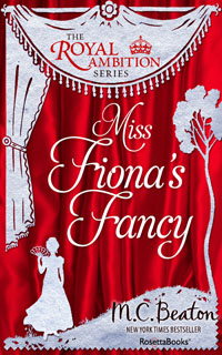 Cover of Miss Fiona's Fancy by Marion Chesney