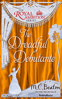Cover of The Dreadful Debutante by Marion Chesney