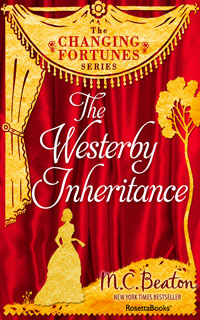 Cover of The Westerby Inheritance by Marion Chesney