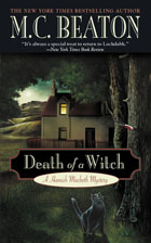 Cover of Death of a Witch