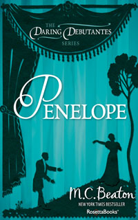 Cover of Penelope by M.C. Beaton