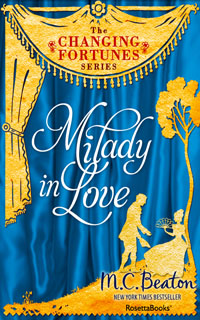 Cover of Milady In Love by Marion Chesney