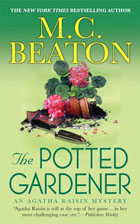 Cover of The Potted Gardener