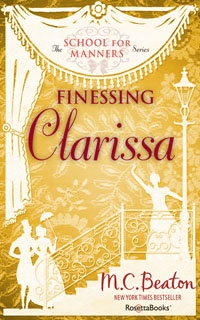 Cover of Finessing Clarissa by Marion Chesney