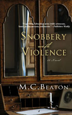 Cover of Snobbery with Violence