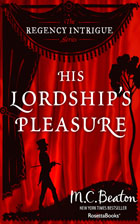 Cover of His Lordship's Pleasure