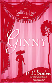 Cover of Ginny by Marion Chesney