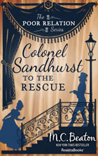 Cover of Colonel Sandhurst to the Rescue