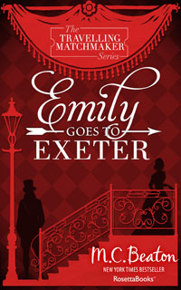 Cover of Emily Goes To Exeter by Marion Chesney