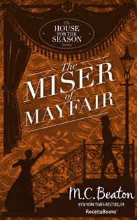 Cover of The Miser of Mayfair by Marion Chesney