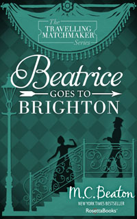 Cover of Beatrice Goes to Brighton by Marion Chesney