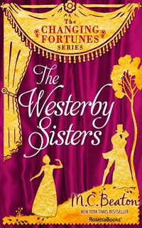 Cover of The Westerby Sisters by M.C. Beaton