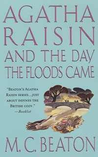 Cover of The Day the Floods Came by M.C. Beaton