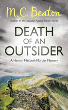 Cover of Death of an Outsider