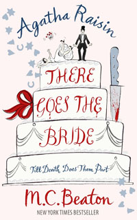 Cover of There Goes the Bride by M.C. Beaton