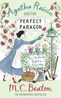 Cover of The Perfect Paragon by M.C. Beaton