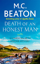 Cover of Death of an Honest man