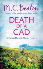 Cover of Death of a Cad